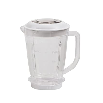 Wonderchef Plastic Mixing Jar, 750ml, White