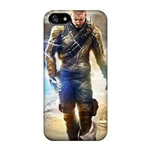 Infamous Case Compatible With Iphone 5/5s/ Hot Protection Case