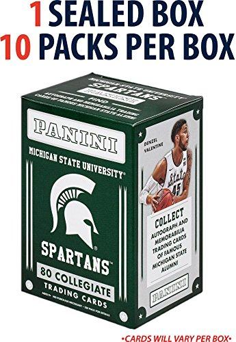 Michigan State Spartans Card Box - 9