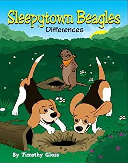 Sleepytown Beagles, Differences by [Glass, Timothy]