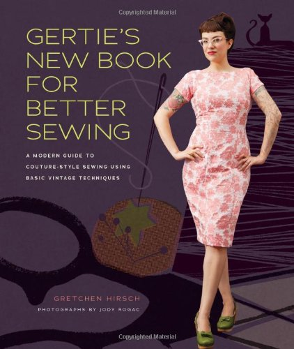 Gerties Book Better Sewing Couture Style product image
