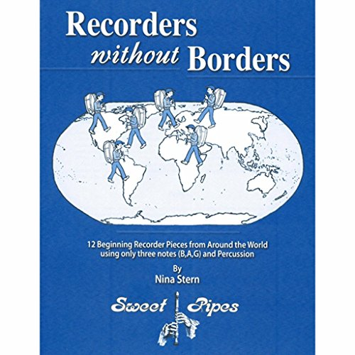 Country Patriotic Songbook (Recorders Without Borders Volume 1- 12 Beginning Recorder Pieces from Around the World (Book Only))