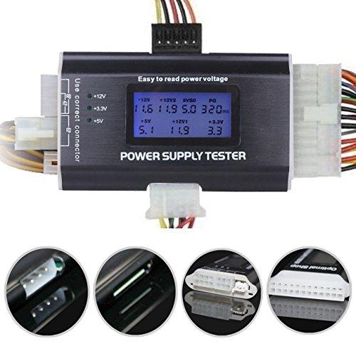 Comprobador Fuente De Poder-Conectores SATA/IDE/HDD/ATX/ITX