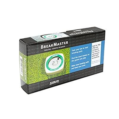 BreakMaster Digital Green Reader