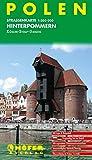 Höfer Straßenkarten, Polen, Hinterpommern