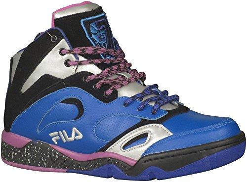 Fila KJ7 Kevin Johnson Men's Retro Basketball Sneakers Blue Size 13