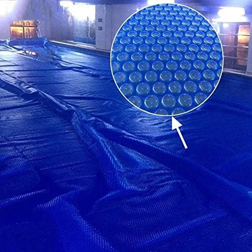プールカバー 長方形のプールカバー、地下のプール、プールの地下のカバー毛布のためのプールの太陽カバーリール (Size : 2m × 4m(6ft×13ft))