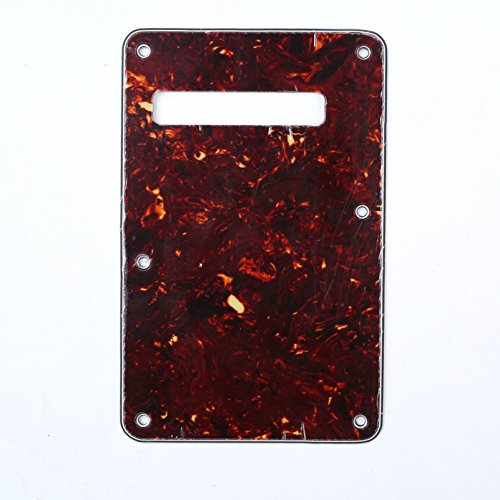 Musiclily Electric Guitar Pickguard for Gibson Les Paul Standard Modern Guitar Parts, 4Ply Tortoise Shell