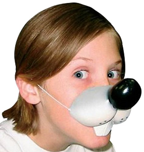 [Rubie's Costume Co Mouse Nose Costume] (Rat Nose Costume)