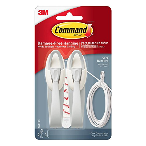 Price comparison product image 3M 17304 Command Cord Bundlers