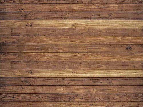 Allenjoy 8x6ft Soft Fabric Rustic Brown Wood Wall Wooden Floor Photography Backdrop Background for Birthday Wedding Party Decor Wrinkle Free Material Photo Studio Booth Props Photobooth