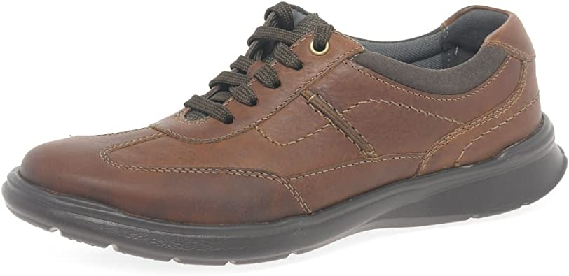 Mens Clarks Casual Shoes Cotrell Style