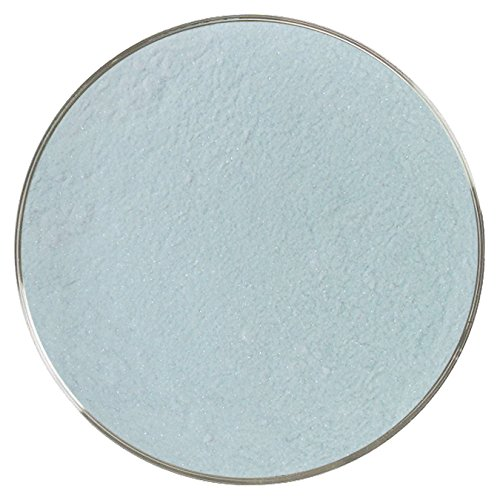 - Limited Edition Sea Green Transparent Powder Frit - 96COE - 4oz - Made from System 96 Glass
