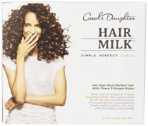 Carol's Daughter Hair Milk 4-Piece Starter Kit by Carol's Daughter