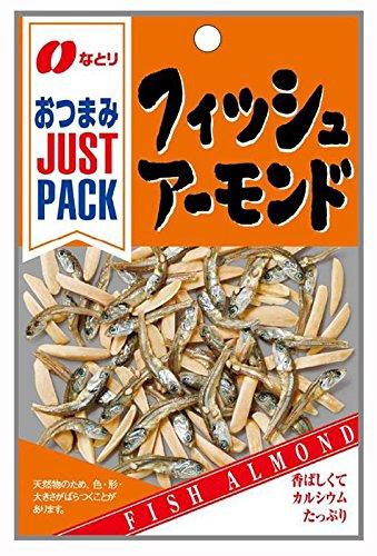 Natori JUSTPACK Fish almond 19gX10 bags