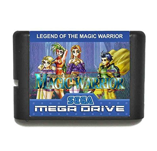 16bit Mega Drive Saga Outer Case Only Video Games & Consoles