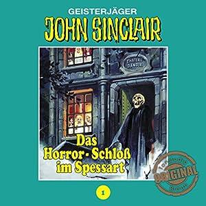 Das Horror-Schloss im Spessart (John Sinclair - Tonstudio Braun Klassiker 1) Hörspiel