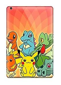 Premium Pokemon Heavy-duty Protection Case For Ipad Mini/mini 2