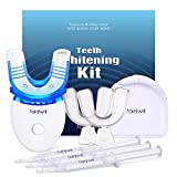 Teeth Whitening Kit - Fairywill Professional Teeth Whitening Kit with Led Light 35%