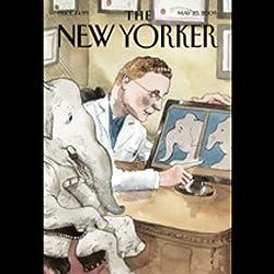 The New Yorker, May 25th, 2009 (Jeffrey Toobin, Elizabeth Kolbert, Ann Hodgman)