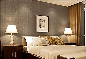 tapete fototapete wallpaper volltonfarbe feste teilchen vlies tapete grau beige braun schlafzimmer tapete light coffee - Tapete Schlafzimmer Beige