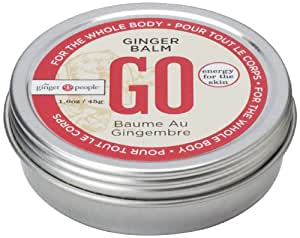 Go By The Ginger People Balm, Ginger, 1.6 Ounce