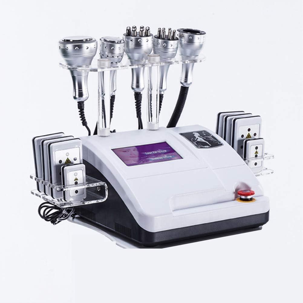 DDDXF Machine Beaute Corps Ultrason 40K Masseur Professionnel Retrait Ultrason Amincissant Toilettage Massage Peau