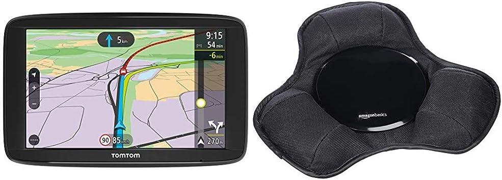 Magellan und andere tragbare GPS-Navigationssysteme TomTom Auto-Armaturenbretthalterung f/ür Navigationsger/äte von Garmin