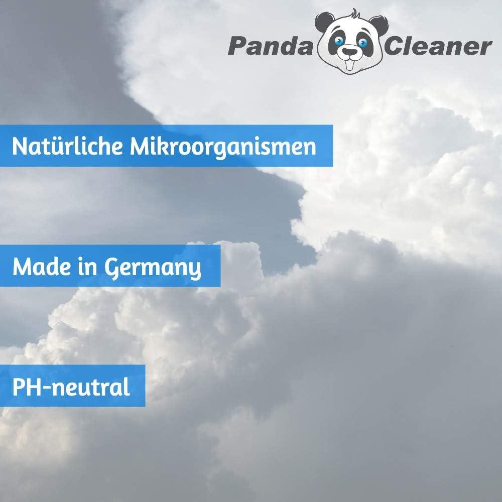 Pandacleaner® - Eliminador de olores, neutralizador de olores, 500 ml. Eliminación de olores biológicos, eliminador de olores para cocina, coche, tapicería: Amazon.es: Salud y cuidado personal