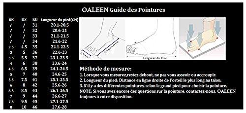 à Haut Bride Cheville Femme Pointus Escarpins OALEEN Chaussures Strass Or Métallisé Séduisant Talon Awxq8tf