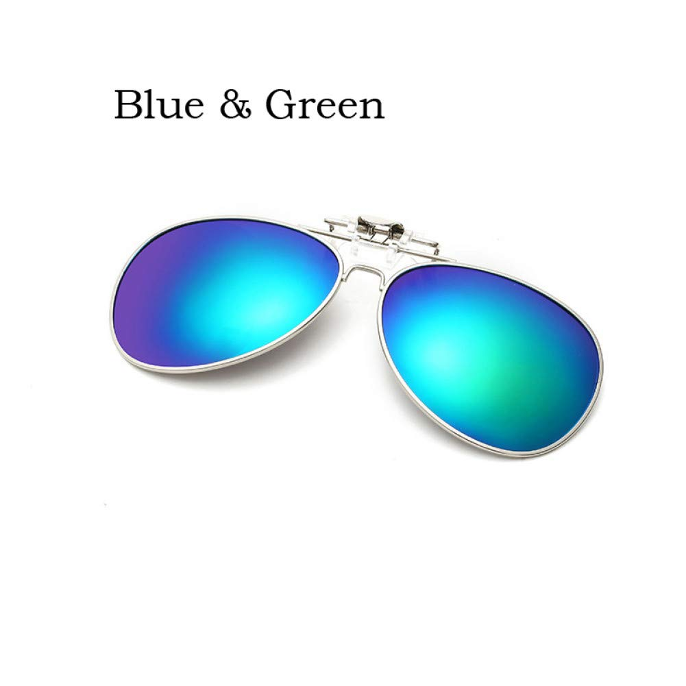 Amazon.com : YLNJYJ Clip Polarizado En Gafas De Sol En Gafas ...