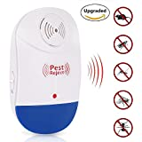 Ultrasonic Pest Repeller ,Pest Conrol, Electronic Plug In Repellent for ...