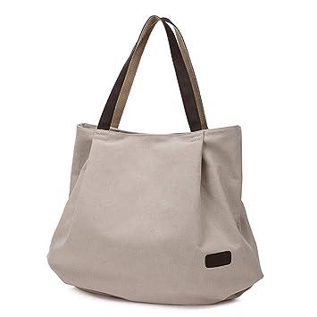 Happyplus1 Mujer Bolsos Totes Shopper Mujeres Retro ...