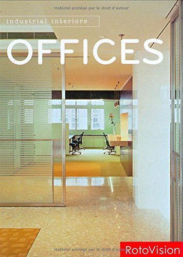 Cheap  Industrial Interiors: Offices