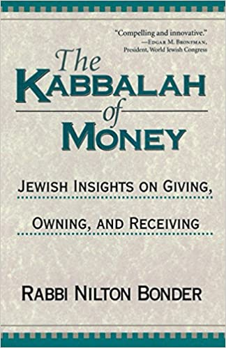 Book The Kabbalah of Money: Jewish Insights on Giving, Owning, and Receiving