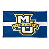 WinCraft NCAA Marquette University 02041115 Deluxe Flag, 3′ x 5′