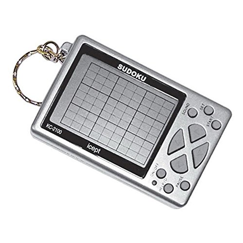 Sudoku KeyChain Puzzle Game (KC-2100) consumer electronics by WorldBrand