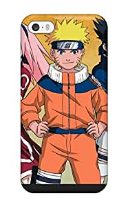 Shock-dirt Proof Naruto 1024 X 768 Pixels Case Cover For Iphone 5/5s