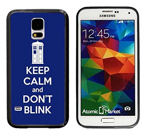 Tardis Hard Case for Samsung S5 - 5