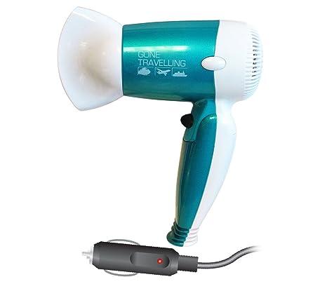 secador de pelo, 12 V