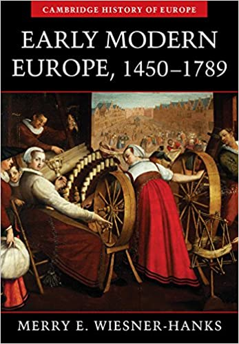 Early Modern Europe, 1450–1789 Cambridge History of Europe: Amazon ...