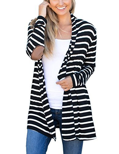 Spandex Striped Sweater - 9