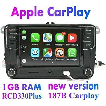 Amazon Com Amzparts Rcd330 Rcd330g Plus Carplay App 6 5 Mib Car