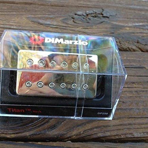 DiMarzio ディマジオ ピックアップ DP258 Titan Neck ブラック   B00TLPKQJK