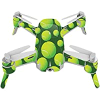 Skin For Yuneec Breeze 4K Drone – Tennis | MightySkins Protective, Durable, and Unique Vinyl Decal wrap cover | Easy To Apply, Remove, and Change Styles | Made in the USA