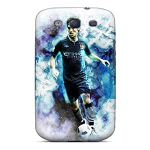 Our Melody DfjaA12568hbaUa Protective Case For Galaxy S3(the Best Team Of Manchester City)