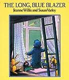Long blue Blazer, Jeanne Willis, 0099586800