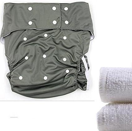 couches lavables avec poche ajustable pour b/éb/é 6 couches + 12 couches Couches lavables en tissu