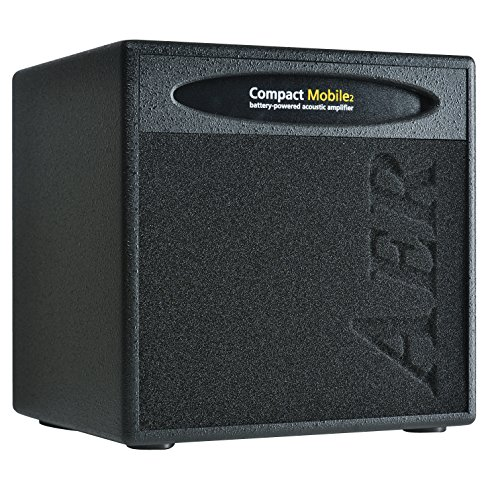 AER Compact Mobile2 60-watt Acoustic Guitar Combo Amplifier