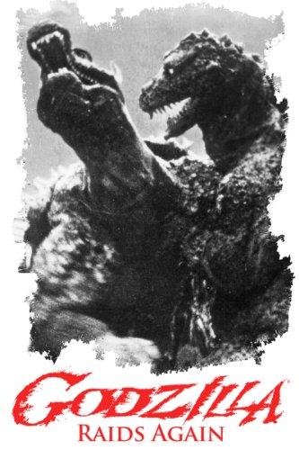 Godzilla Raids Again (1955) (Movie)